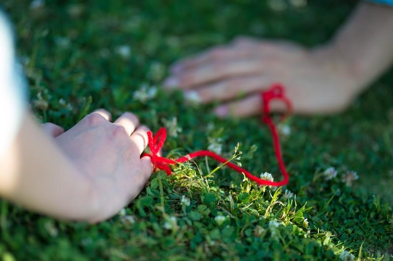 婚活で結婚 赤い糸