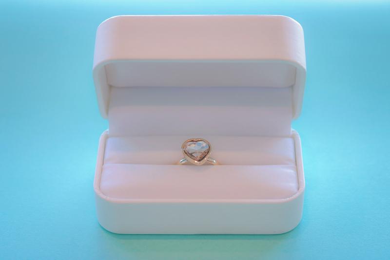 婚活からの結婚指輪
