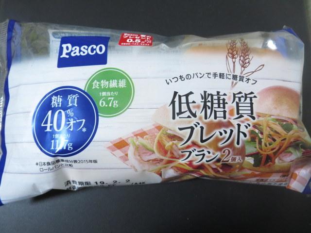 PASCO 低糖質ブレッドブラン